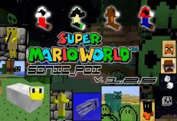 SMWv 1.2.5 (.5) 1UP Minecraft