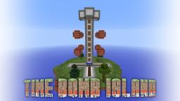 Monthly Challenge #1: Time Bomb Island Minecraft Map & Project