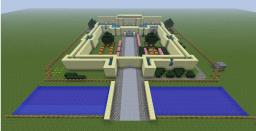 Hyrule Castle (ALTTP) Minecraft