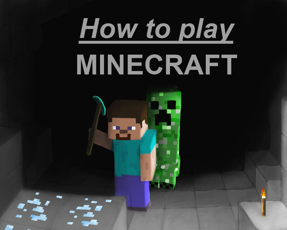 How to play minecraft minecraft blog for The game mind craft