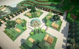 The TexuturePark Minecraft Map & Project