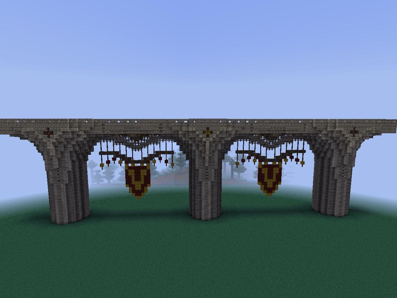 Bridge design minecraft project for Bridge design