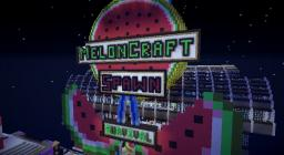 MelonCraft Spawn 2.0 Minecraft Map & Project
