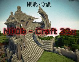 N00b - Craft 32x Minecraft Texture Pack