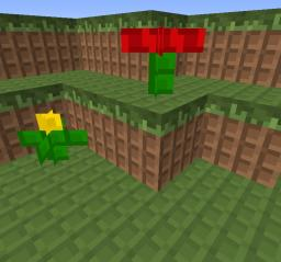 4-Space Minecraft Texture Pack