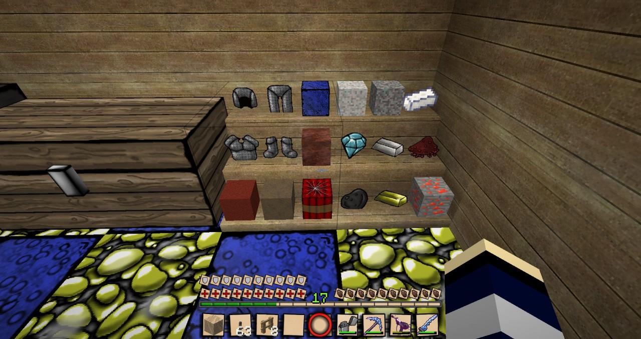My Moon Base, need spacecraft mod! Minecraft Project