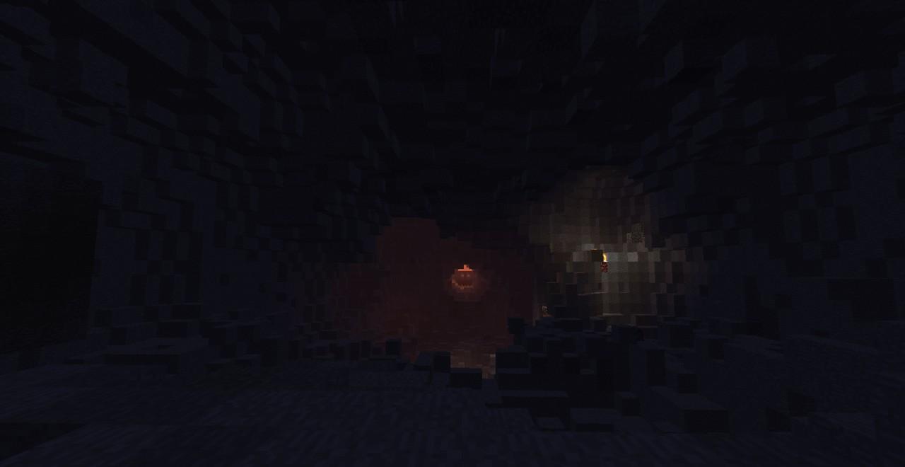 The Darkened Mines