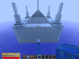 Ice Palace Minecraft Map & Project
