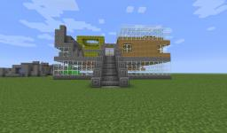 House of Redstone Minecraft Map & Project