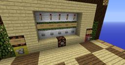 Advanced Potion Station Minecraft Map & Project