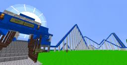 Newton's Wrath: The Ride Minecraft Project