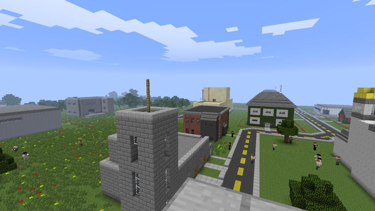 Minecraft D Craft Mod