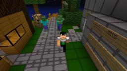 MC-Arena DayZ Zombie Survival Server [Guns and Grenades without Client Plugins] Minecraft