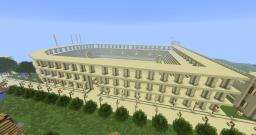 The Circus Maximus (With Working Minecart racing) Minecraft Map & Project