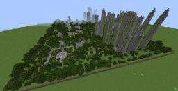 Apocalypse survival/puzzle map pt.1 Minecraft Map & Project