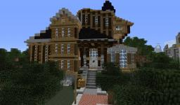 ~*Magical mystery house!*~ ツ (づ。◕‿‿◕。)づ・。。✧・゜゜・。✧。・゜゜・✧。・゜゜・。。・゜✧✿ Minecraft Map & Project