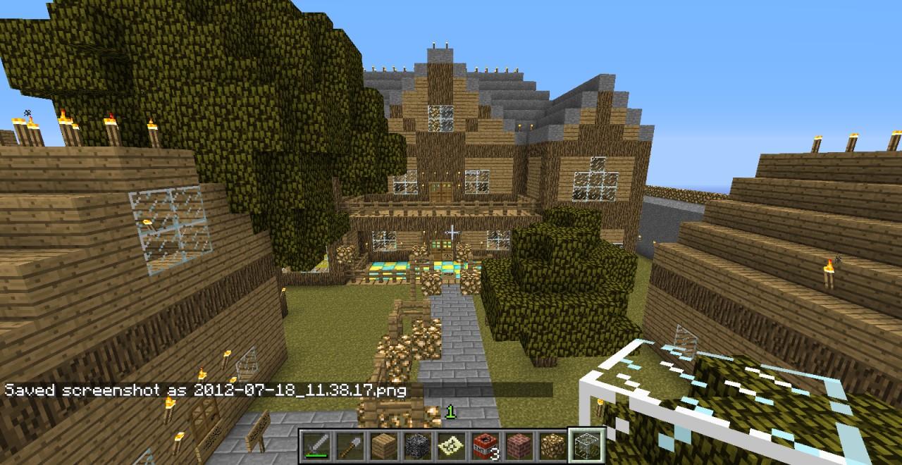 Emporer Charliecho's palace