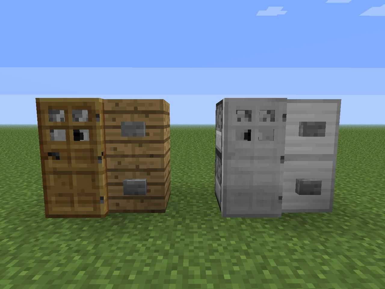 How to Make a Fridge in Minecraft! - YouTube