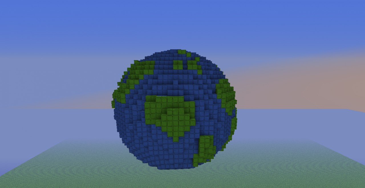 MINECRAFT PLANET - Lerne Sefe