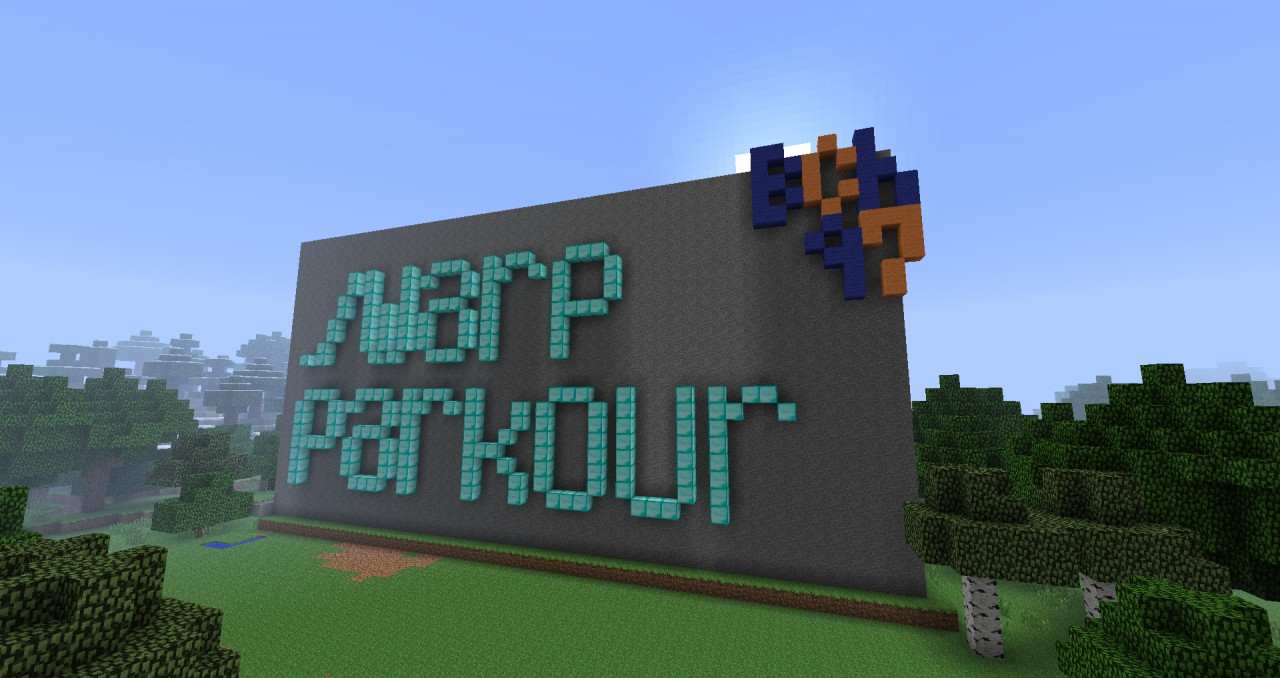 Parkour arena epic minecraft project outside publicscrutiny Image collections