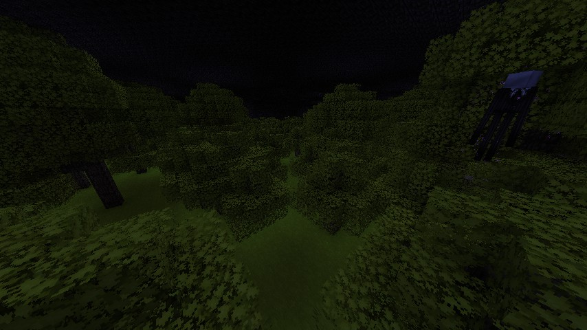 minecraft how to find slenderman no mod
