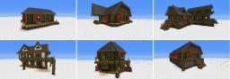 Tavern Design Bundle Minecraft