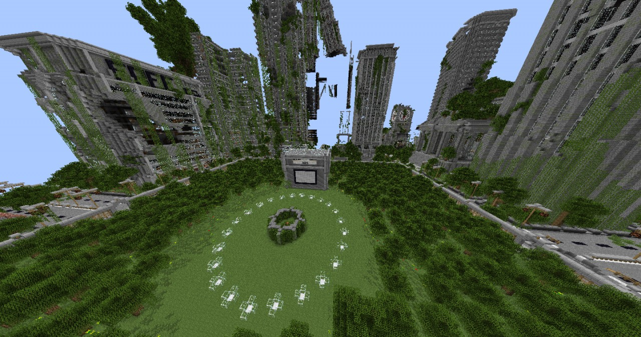 Survival Games Map