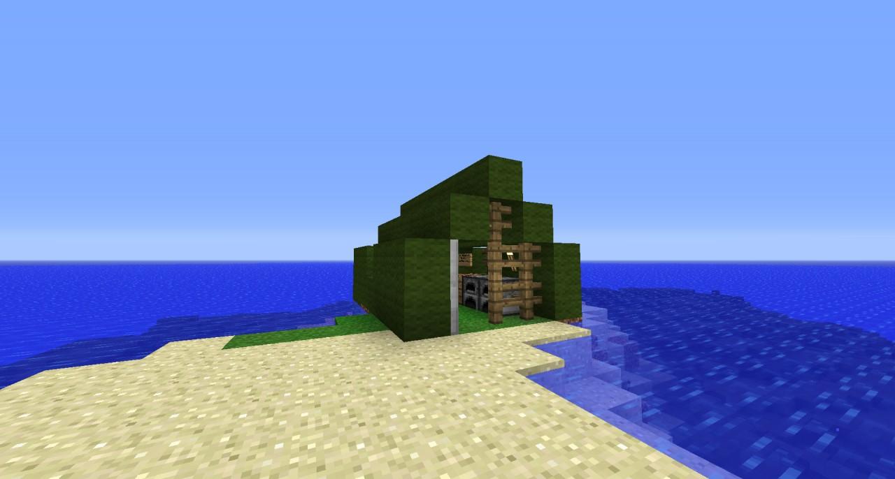 Tartarus Island Minecraft Project