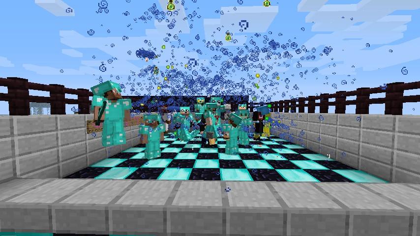 Mừng server AEMINE đạt mốc 100 nghìn thành viên drop xu