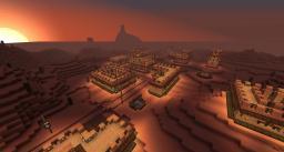 arabic village Minecraft Map & Project
