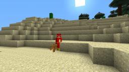 NEW MOB! THE FLASH! Minecraft Mod