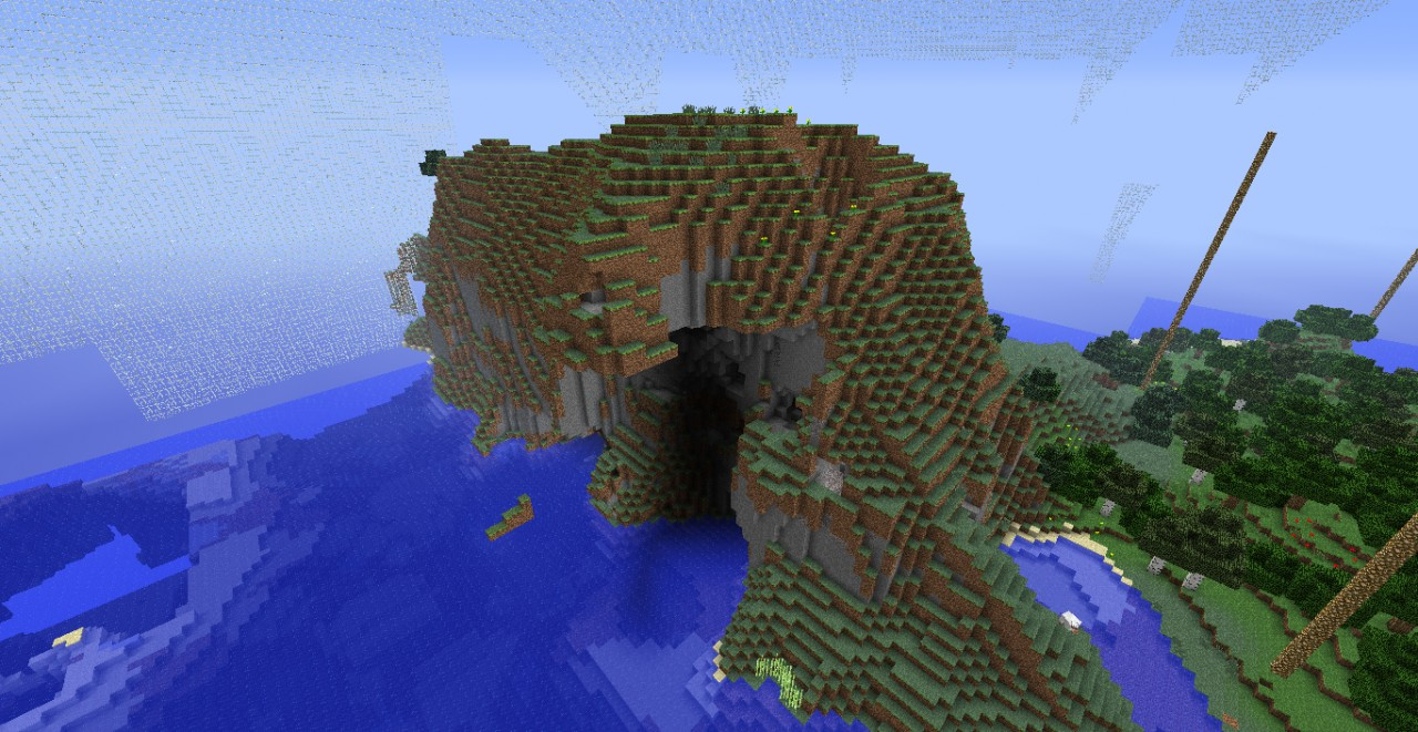 Scale this mountain to get better ground on other players!