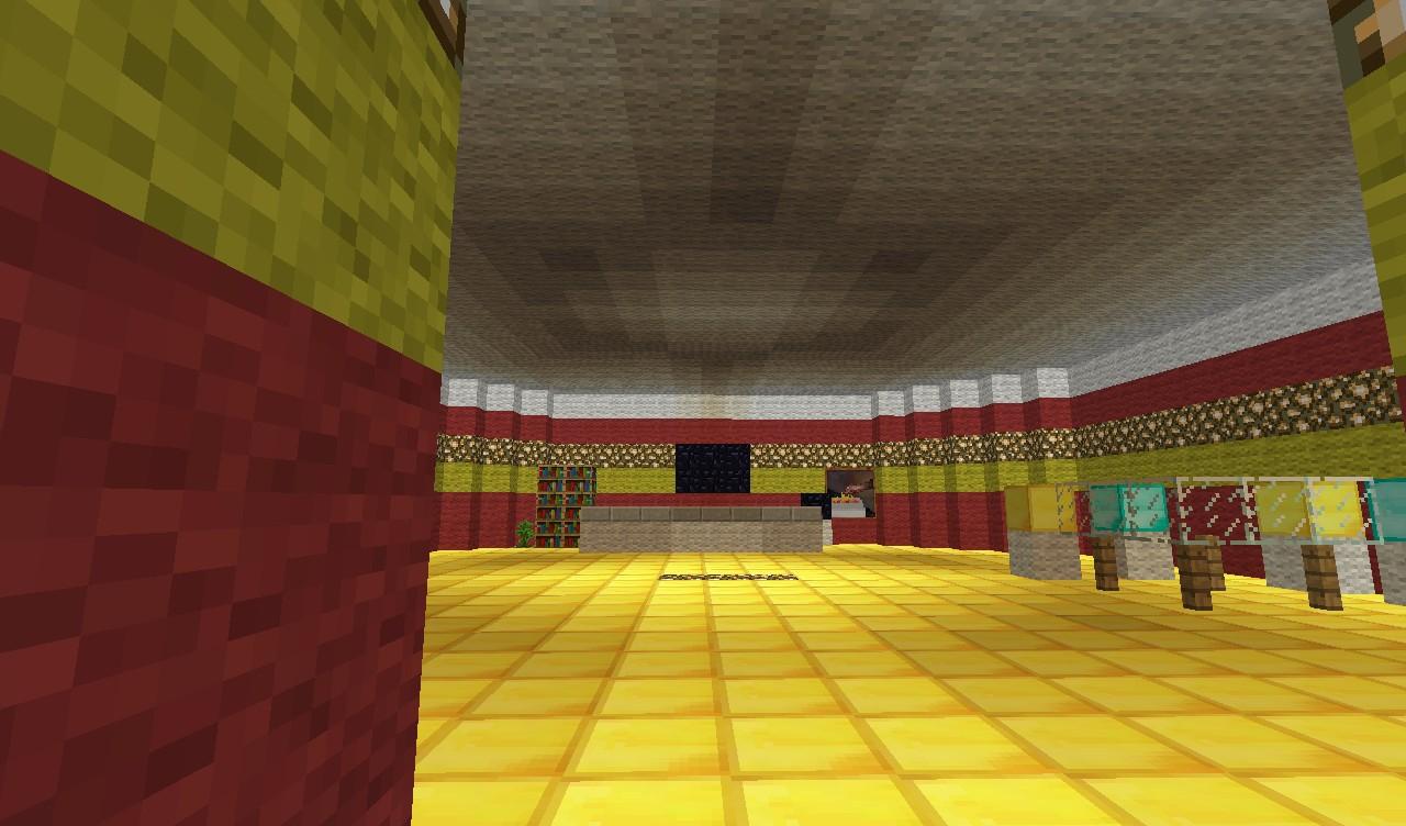 Pokecenter inside!