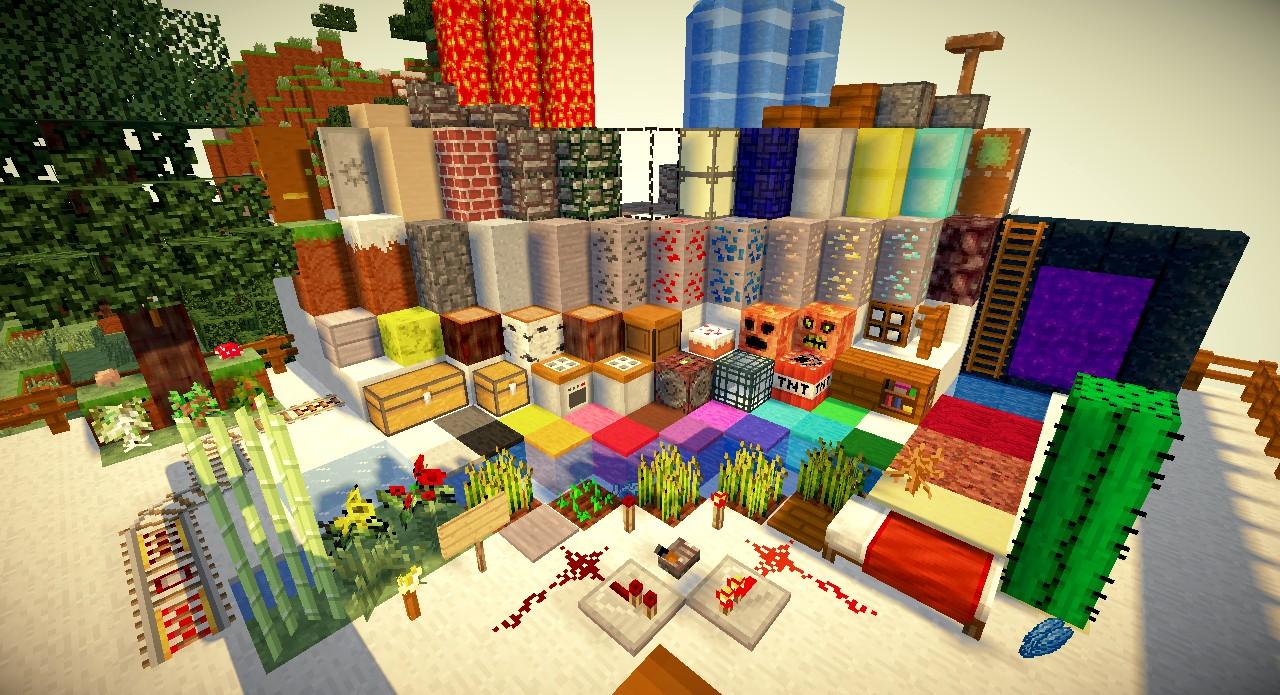 1.4.5 16x Modern Interior Pack Minecraft exture Pack - ^