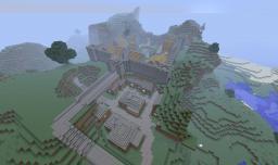 Alera City Minecraft Map & Project