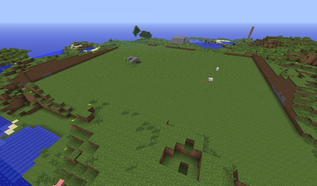 Freebuild area (Empty D:)