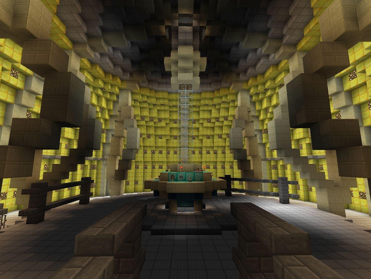 giant tardis minecraft project