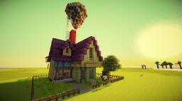Disney's UP Balloon House