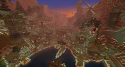 The Nordic City of Skeinkovik Minecraft Map & Project
