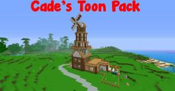 [16x] Cade'sToonPack [2,500 DOWNLOADS!] Minecraft Texture Pack