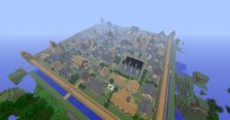 Medieval village 2 Minecraft Map & Project