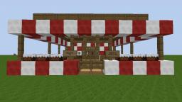 Chalky's Restaurant Minecraft Map & Project
