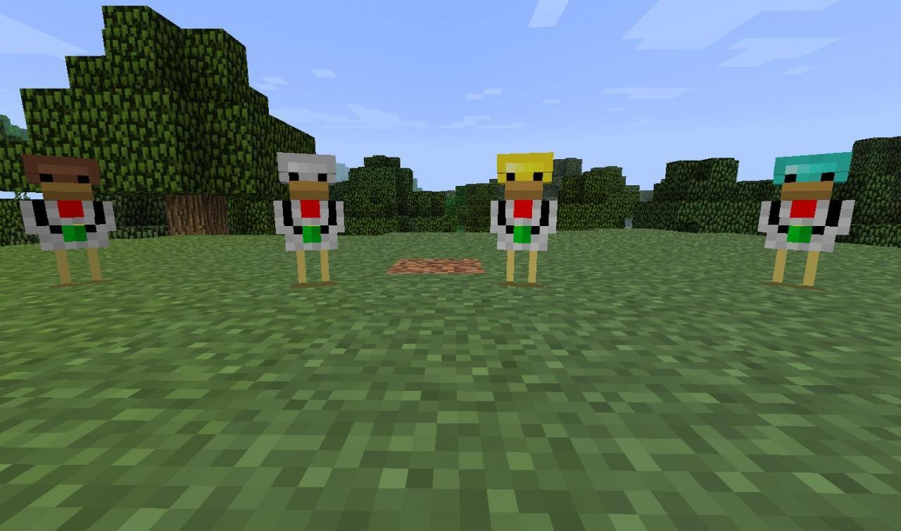 Моды для Minecraft 1.12.2