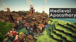 Medieval Apocathary/// Creative-Node Tutorial Minecraft