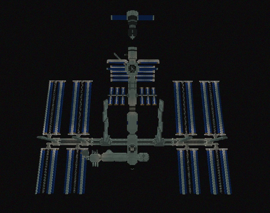 ISS - International Space Station & Space Shuttle ...