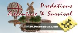 Predatious {No-Whitelist|Pvp-Toggle|Shops|Towns} Minecraft Server