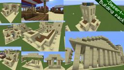 Anciet,Desert Buildingpack Minecraft