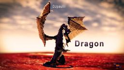 Dragon Statue [Schematic Download] Minecraft