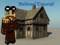 Minecraft Medieval Building Tutorial! Minecraft