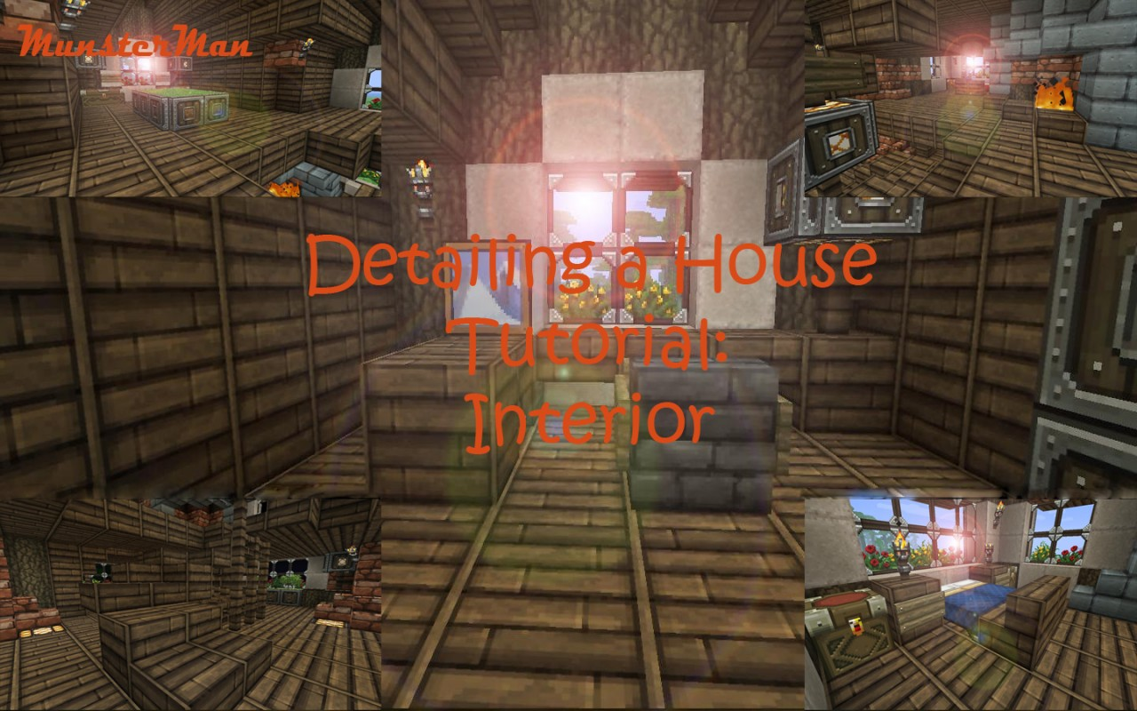 Munsters House Interior A house tutorial: interior